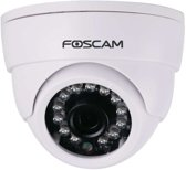 Foscam - FI9851P indoor Dome HD camera - Wit