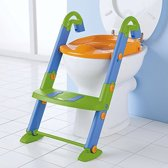 Jippie's - Toilettrainer 3-In-1 - Wit