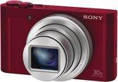 Sony DSC-WX500 - Rood