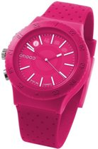 Cogito Pop smartwatch - Roze met siliconen band
