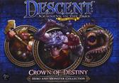 Descent Journeys in the Dark Crown of Destiny - Hero & Monster Collection - Uitbreiding - Bordspel