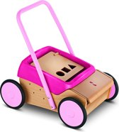 PUKY Loopwagen - LovelyPink