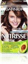 Garnier Nutrisse Crème 43 Goudbruin