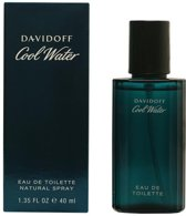Davidoff - COOL WATER - Eau de toilette spray 40 ml