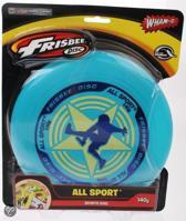 Wham-o Frisbee all sport 140gram blauw