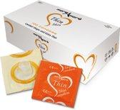 MoreAmore Thin Skin - 100 stuks - Condooms