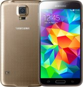 Samsung Galaxy S5 - Goud