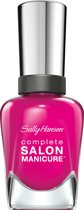Sally Hansen Complete Salon Manicure - 542 Cherry Up - Nailpolish