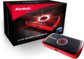 AVerMedia 61C8750000AM - Live Gamer Portable, Multi Platform Video Capture