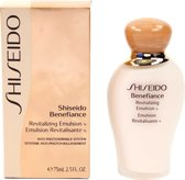Shiseido Benefiance Revitalizing Emulsion - 75 ml - Dagcrème