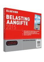 Elsevier belasting aangifte  - 2015