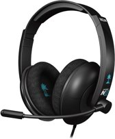 Turtle Beach Ear Force N11 Wired Stereo Gaming Headset - Zwart (Wii U + 2DS + 3DS + 3DS XL + New 3DS + New 3DS XL)