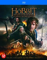 The Hobbit 3: The Battle Of The Five Armies (Blu-ray)