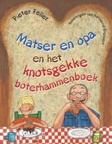 Prentenboek Matser en opa en het
