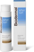 Biodermal Bruinverlengende milk - 150 ml - Aftersun