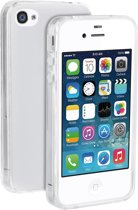 BE HELLO Gel Case voor Apple iPhone 4/4S - Transparant