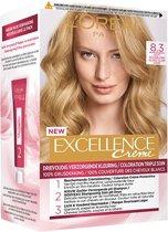 L'Oréal Paris Excellence - 3 Licht Goudblond - Crème