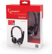 MHS-5.1-001 5.1 surround USB headset