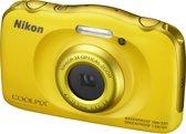 Nikon COOLPIX S33 - Geel