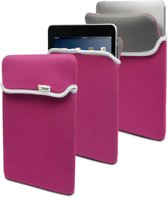Muvit Reversible Sleeve voor Asus Padfone S, hot pink , merk Muvit by 12Cover