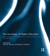 The Sociology of Higher Education