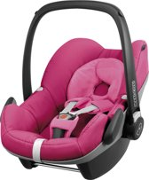 Maxi-Cosi Pebble Q Design - Autostoel - Pink Passion - 2015