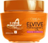 Elvive Extraordinary Oil Mask Dry Hair - 300ml - Haarmasker