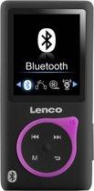 Lenco Xemio-767 BT - MP3/MP4-speler - 8GB - Roze