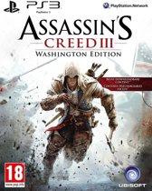 Assassins Creed III - Washington Edition