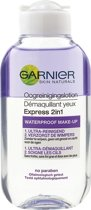 Garnier Skin Naturals 2 in 1 - 125 ml - Oogreinigingslotion