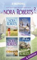Nora Roberts eBundel, 4-in-1