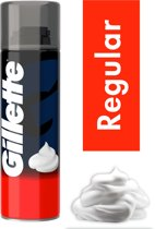 Gillette Regular - 200 ml - Scheerschuim