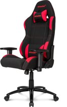 AKRACING Racestoel - Rood (PS3 + PS4 + Xbox360 + XboxOne + PC + Wii U)
