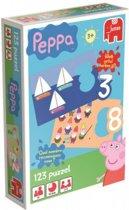Peppa 123 Puzzel Paren - Kinderpuzzel