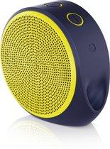 Logitech X100 - Bluetooth-speaker - Geel