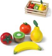 Simply for kids Fruit in krat