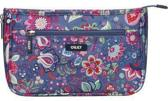 Oilily Winter Blossom Medium Toilettas Denim