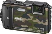 Nikon COOLPIX AW130 - Camouflage