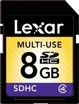 Lexar Classic SD kaart 8 GB