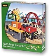 Brio Rail&Road Cargo treinset 33103