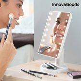 Pretty U Tafelspiegel met Led - Make-up Spiegel