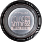 Maybelline Eyestudio Color Tattoo - 87 Mauve Crush - Zilver - Oogschaduw
