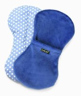 KipKep Woller - Warmtekussen - Sleepy Blue