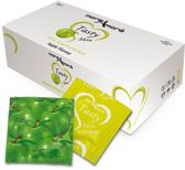 MoreAmore Tasty Skin Appel - 100 stuks - Condooms
