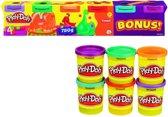 Play-Doh Heldere Kleuren '6 Stuks'