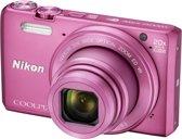Nikon COOLPIX S7000 - Roze