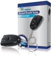 Alcohol tester met Zaklamp
