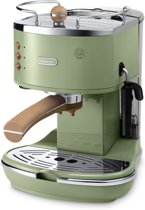 De'Longhi Icona Vintage ECOV311.GR Handmatige Espressomachine -  Groen