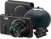 Panasonic DMC-TZ60 Travel Kit (inclusief extra accu, luxe tas en ministatief)