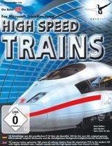 High Speed Trains: ms Train Sim Add-On